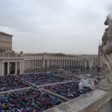Náměstí sv. Petra v Římě