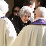 Vdova po zesnulém Arnoštu Waldsteinovi.